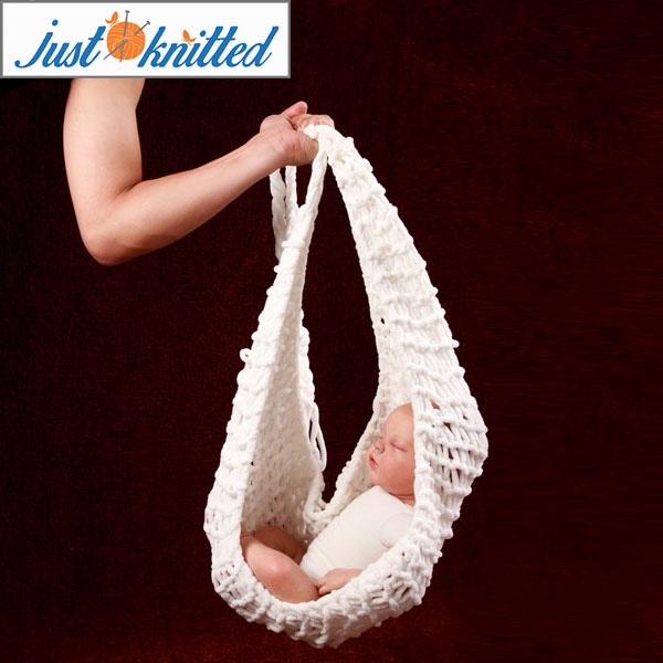 crochet baby white hammock 3 knitted crochet white hammock   just knitted  rh   justknitted