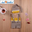 Knitted-hat-suspender-pants-set-5