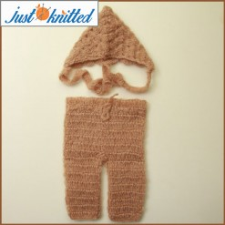 Mohair-Pants-Hat-Brown-Baby-Knitted