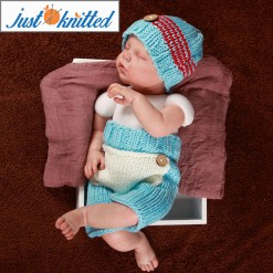 baby crochet knit outfits