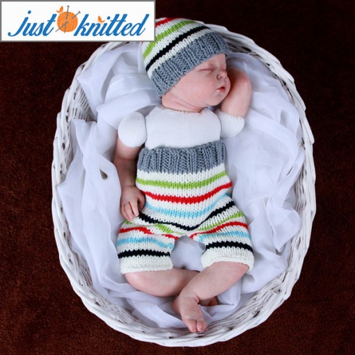 crochet-infant-costume-white-striped-hat-and-pants-pictures-baby-clothes