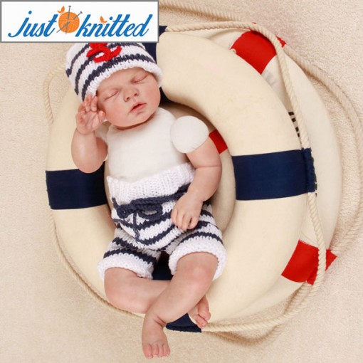 crochet-white-blue-striped-anchor-costume-baby