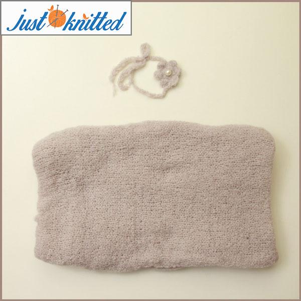 d605c4ff1be mohair-newborn-stretch-wrap-and-Handmade-Flower-3