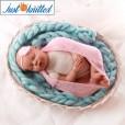mohair-newborn-stretch-wrap-and-Handmade-Flower-5