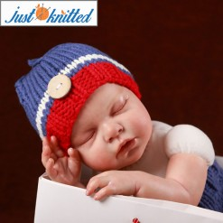 newborn-baby-infant-blue-red-and-white-button-beanie-pants-2