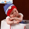 newborn-baby-infant-blue-red-and-white-button-beanie-pants-3